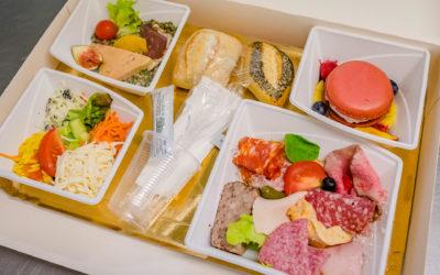 Plateaux repas entreprise à Epinal